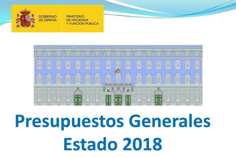 Informe de urgencia sobre inversión en I+D+i en el Proyecto de los PGE para 2018