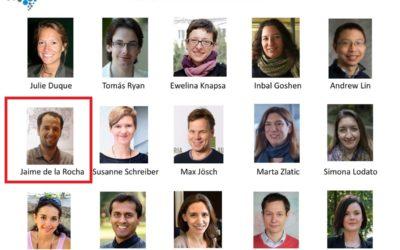 Jaime de la Rocha nuevo miembro de la FENS Kavli Network of Excellence