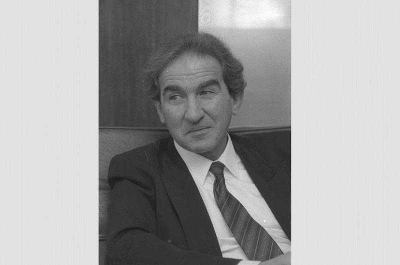 Fallece el Dr. Joaquín del Río, Presidente de la SENC 1989-1991
