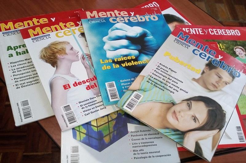 Oferta de suscripción a la revista Mente y Cerebro para los miembros de la SENC