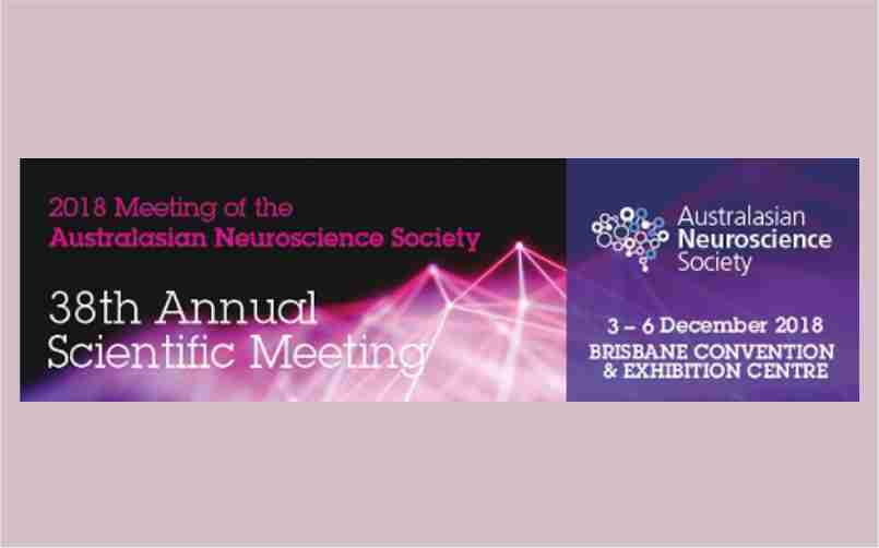 Travel grants available to attend the Australasian Neuroscience Society Meeting