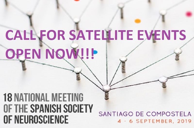 SENC Meeting 2019: CALL FOR SATELLITE EVENTS OPEN NOW!!