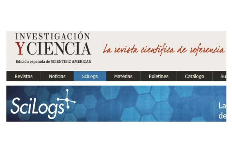 SciLogs es la mayor red de blogs de investigadores científicos