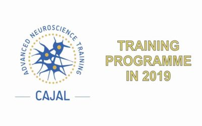 The CAJAL Advanced Neuroscience Training Programme in 2019