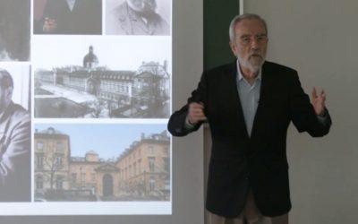 """""""Historia Viva"""" en la SENC: Dr. Constantino Sotelo"""