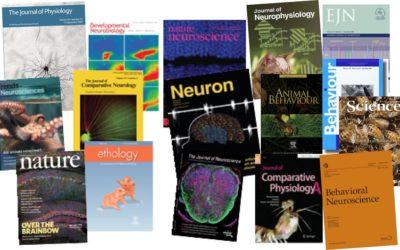 Envía tu portada en una revista científca