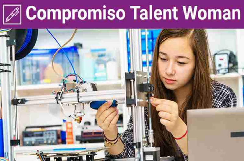 Conoce el compromiso Talent Woman
