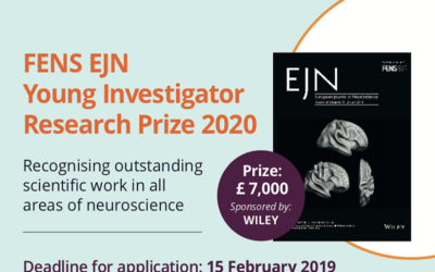 European Journal Neuroscience Young Investigator Prize