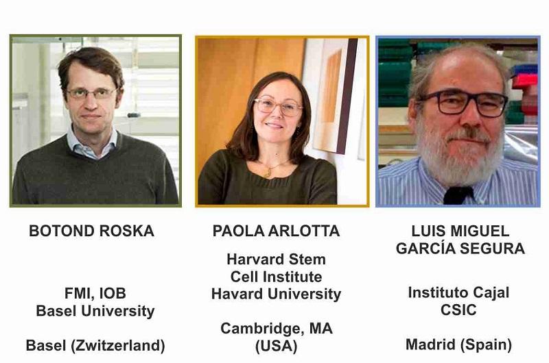 Invited speakers to the SENC Meeting in Santiago de Compostela