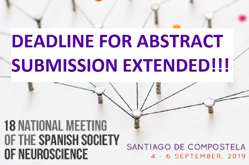 Deadline for Abstract submission extended