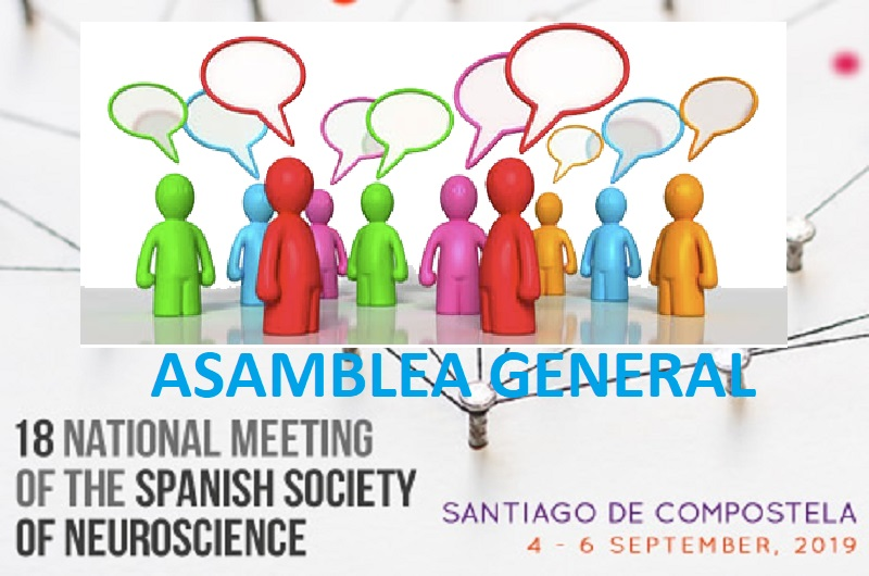 Asiste a la ASAMBLEA GENERAL de la SENC durante el congreso en Santiago