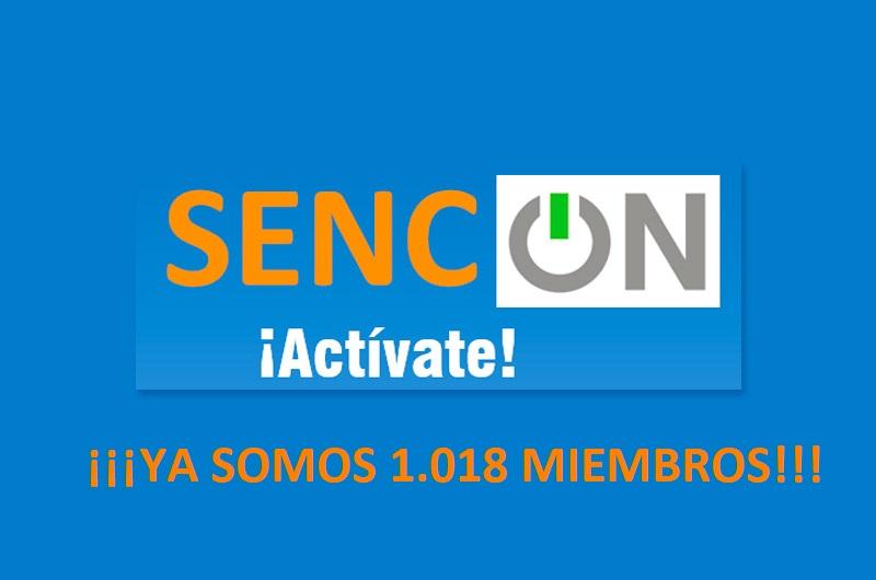 Objetivo cumplido: ya somos más de 1.000 miembros activos