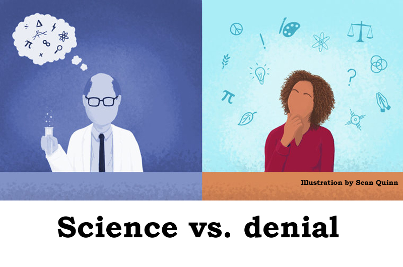 Effective strategies for rebutting science denialism in public discussions