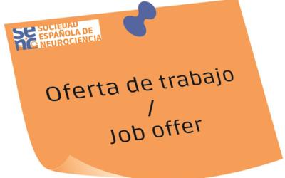 A 5-year Structural Bioinformatics Postdoc position at Univ. Autònoma Barcelona