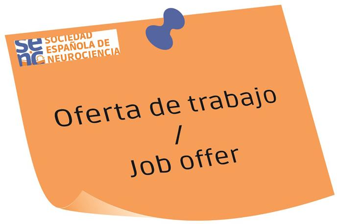 "PhD open position at the ""Instituto de Neurociencias de Alicante"""